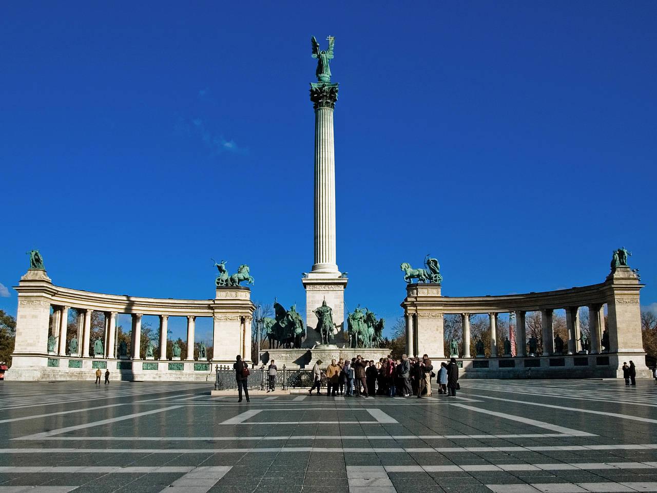 Budapest Geschichte